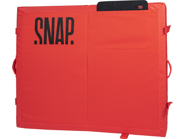 Snap Rebound Crash Pad grenadine